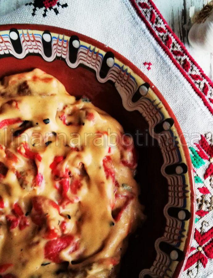 Пържени пиперки по панагюрски
