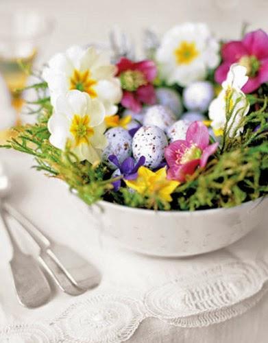 Великденското настроние идва с детайлите. 20 идеи за великденска декорация