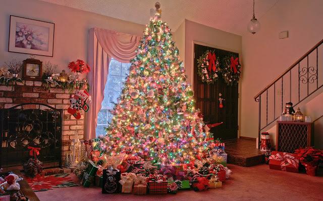 Как отбелязват Коледа по света
