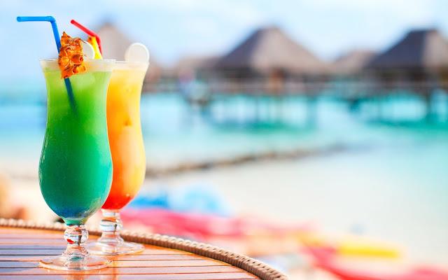 10 от най-необикновените коктейли в света