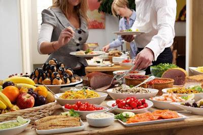 """10 идеи за вечеря тип """"шведска маса"""""""