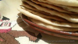 Плоски питки на тиган - рецепта