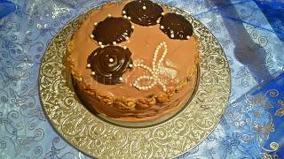 Шоколадова торта с майонеза - рецепта