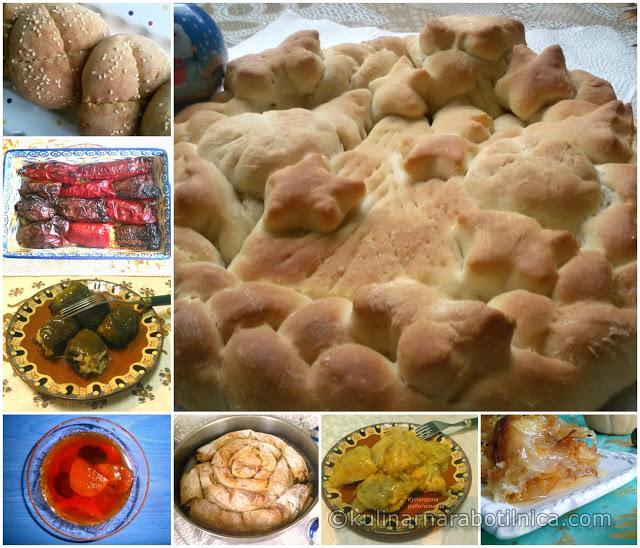 Трапезата на Бъдни вечер – любими рецепти за традиционни постни ястия