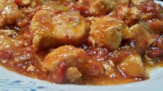 Рецепта за пилешка кавърма с праз
