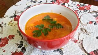 Бистра пилешка супа - рецепта