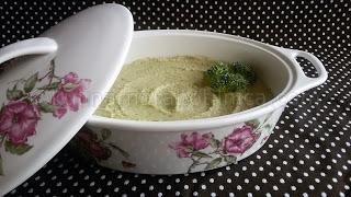 Пастет от броколи с крем сирене