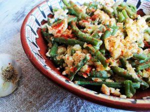 Рецепта за зелен фасул по плевенски