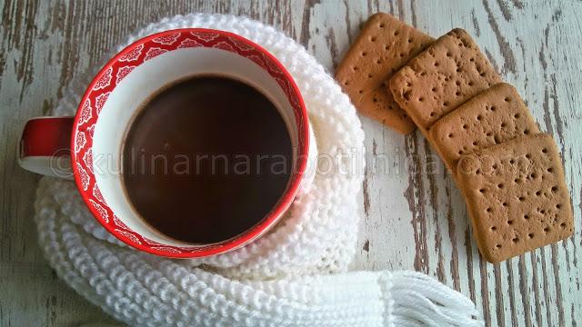 Горещо какао - рецепта