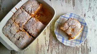 Рецепта за сладкиш с ябълки и орехи