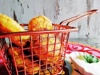 Кюфтета от тиквички с кашкавал и сирене - рецепта