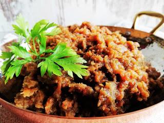 Хайвер от патладжани по традиционна рецепта