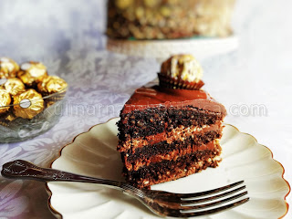 """Торта """"Фереро Роше"""""""