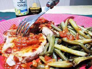 Апетитно свинско с джинджифил и соев сос