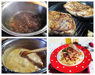 Рецепта за пиле Милано със соев сос