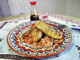 Рецепта за пълнени чушки с кайма и ориз
