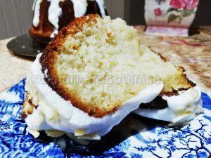 Рецепта за кекс с лимонов йогурт