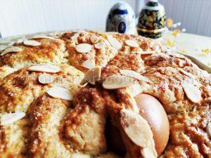 "Рецепта за сладък италиански хляб ""Скарчела"""
