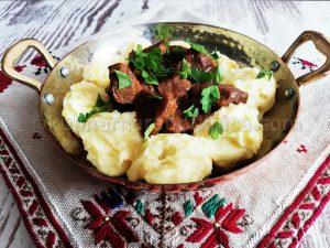 Рецепта за тас кебап с телешко