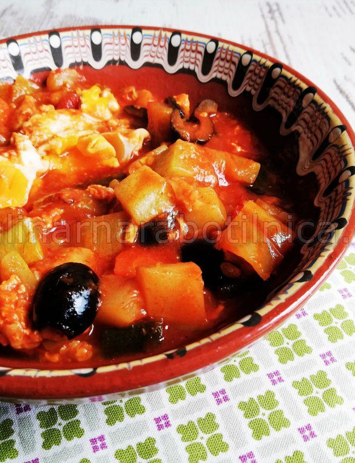 Лятна манджа със зеленчуци
