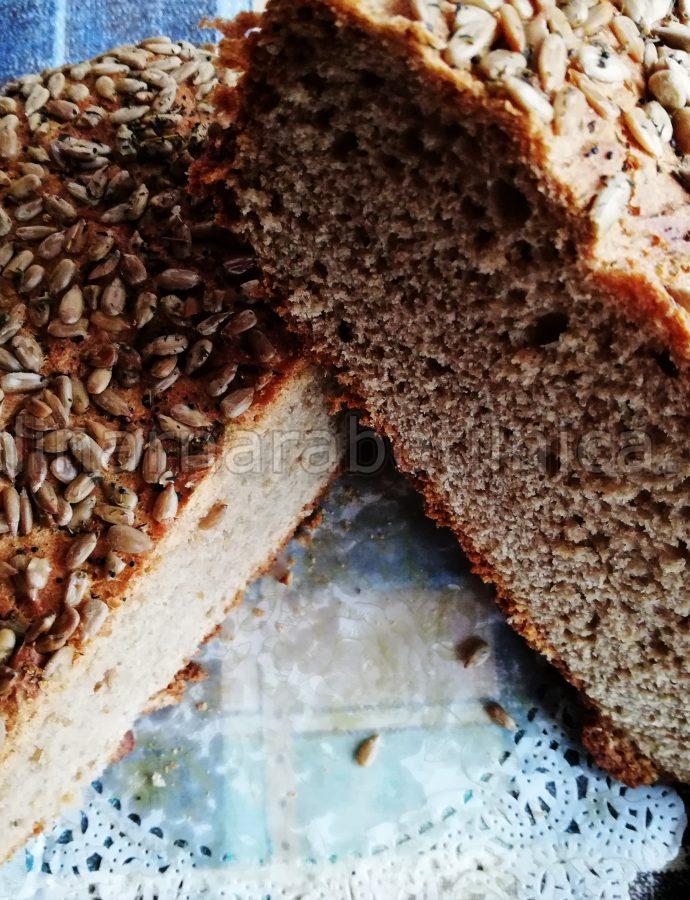 Хляб от лимец в йенска тенджера