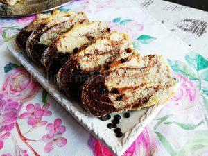 Кекс с гореща вода - рецепта