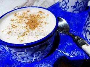 Мляко с ориз или сутляш - рецепта