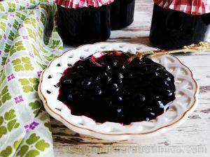 Лесна рецепта за сладко от боровинки