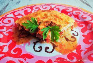 Мусака от тиквички - рецепта