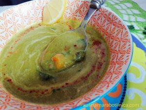 Рецепта за арабска крем супа от червена леща